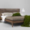 Ipanema bed with Karman ceramic lamp and Aero bedside table – N.02 in M4D Vol.13_0002