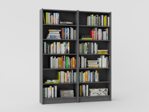 IKEA_Bookcase Billy0000